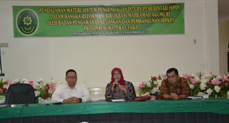 Pendalaman Materi Sistem Pengendalian Intern Pemerintah (SPIP)