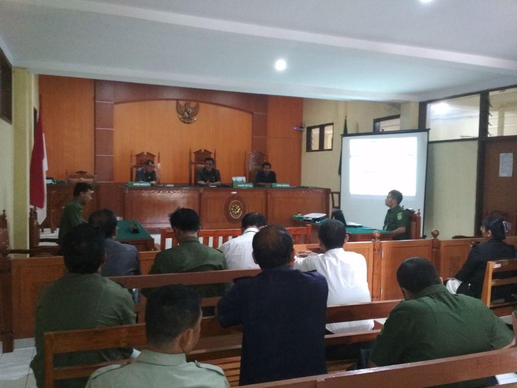 Rapat Evaluasi Implementasi SIPP