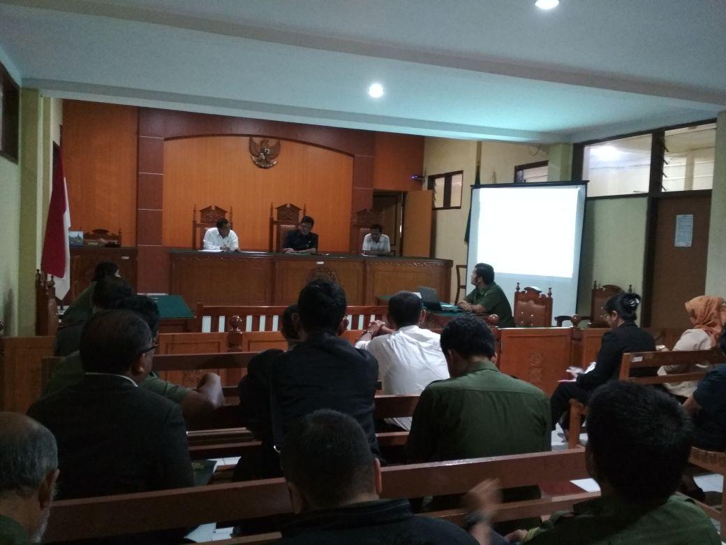 Rapat Tinjauan Manajemen Hasil Assesment Survellience TAPM PT MEDAN