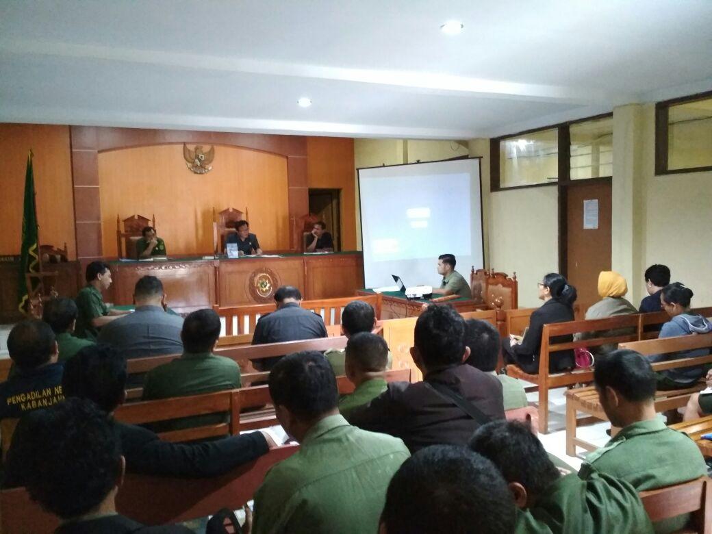 Rapat Bulanan bulan November 2017